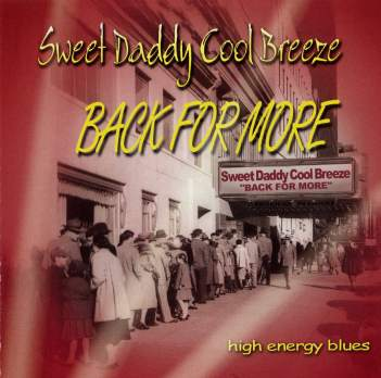 Sweet Daddy Cool Breeze, My Friend Wally Greaney