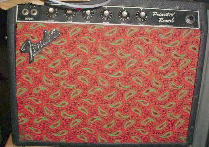 Hot Rod DirtyBAD!! Fender Princeton Reverb