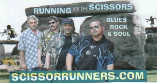 My Bud and fellow Muso JoNeckbone'sRunning With Scissors